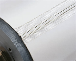Alligator® Spiral Lace Fastening System